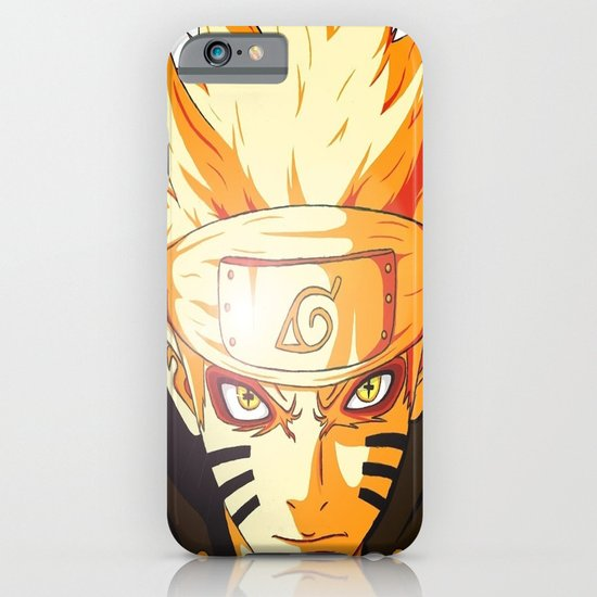 Naruto: Sage Beast Mode iPhone & iPod Case