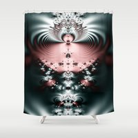 flight Shower Curtains featuring Flight by J Coe Photography