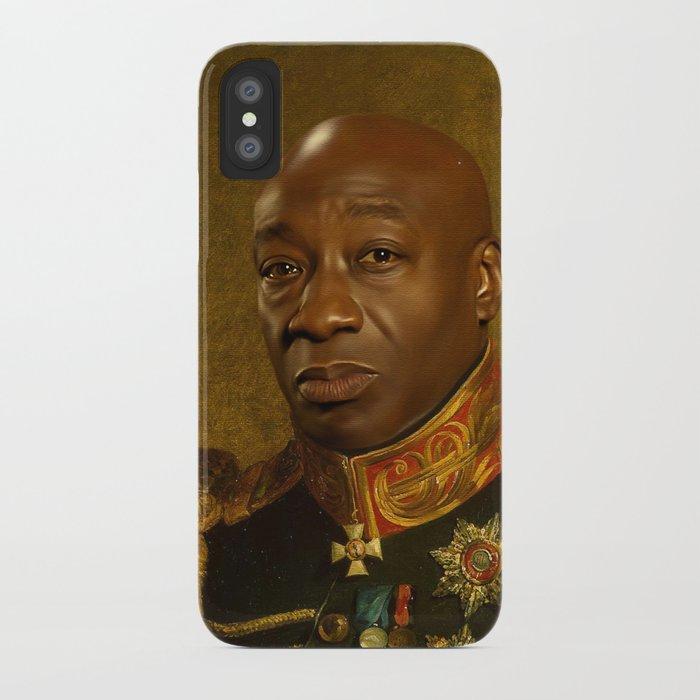 Michael Clarke Duncan - replaceface iPhone Case