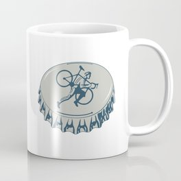 Cyclocross Beer Coffee Mug