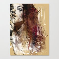 about women Canvas Print