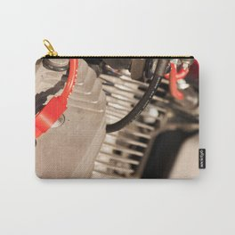 Motorbike engine Carry-All Pouch