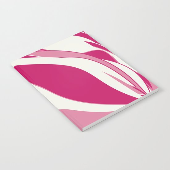 Strawberry Icecream Notebook