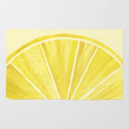 Lemony Goodness Rug