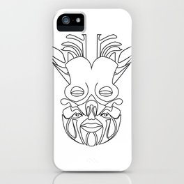 Tribe Soul iPhone Case