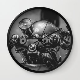 Bikehed BSMC London Wall Clock