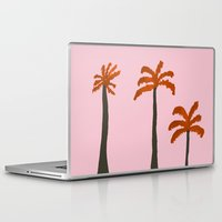 palms Laptop & iPad Skins featuring Palms by Georgiana Paraschiv