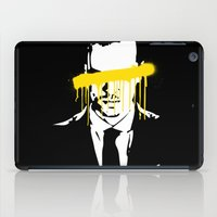moriarty iPad Cases featuring Moriarty by tillieke