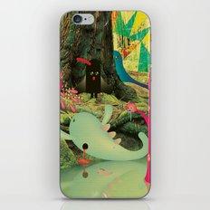 è_DurA_La_ViTA_dei_MostRI iPhone & iPod Skin