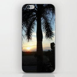"""""""Sunset in Puerto Vallarta iPhone Skin"""