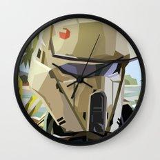 SW#79 Wall Clock