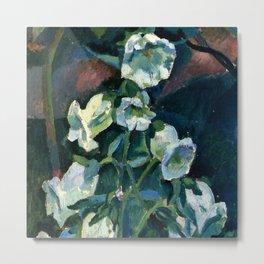 "Robert Delaunay ""Flowers"" Metal Print"