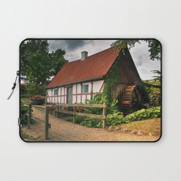 Timbered House Laptop Sleeve