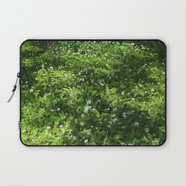 Woodland Carpet Laptop Sleeve