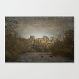 Barnard Castle Canvas Print