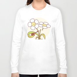 Snip Long Sleeve T-shirt