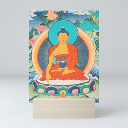 Sakyamuni Mini Art Print