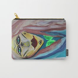 Big Lips Carry-All Pouch
