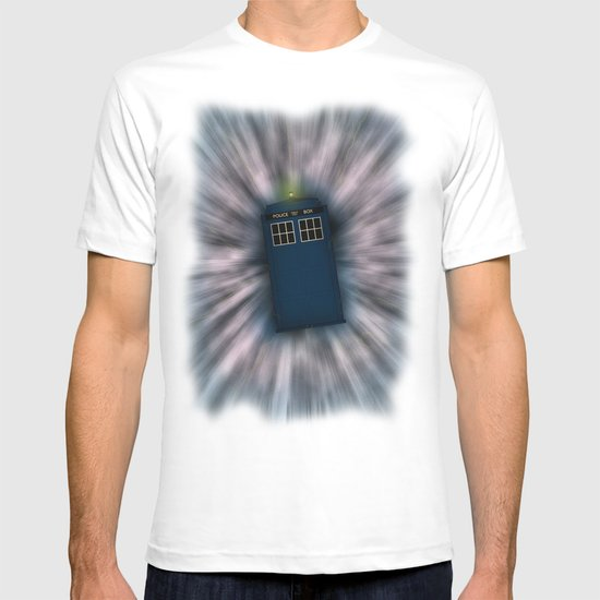 Doctor Who - Call me a Doctor..... Allons-y! T-shirt
