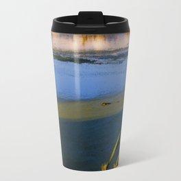 Pastel Muskrat  Travel Mug