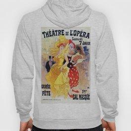 1897 Carnaval Ball Paris Opera Hoody