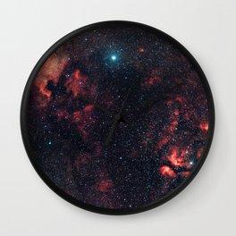 Cygnus Constellation Wall Clock