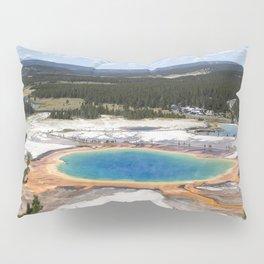 grand prismatic spring Pillow Sham