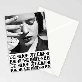 Mal querer Stationery Cards