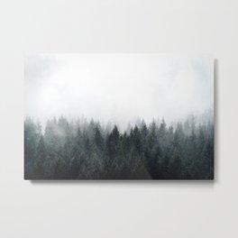 PNW Forest Mountain Adventure II - 111/365 Metal Print