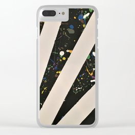 Alexandra's 5th Symphony Clear iPhone Case