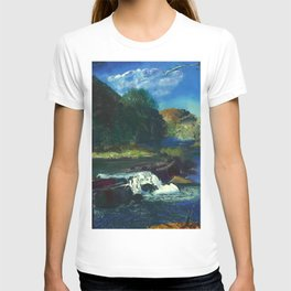 """George Wesley Bellows """"Mill Dam"""" T-shirt"""