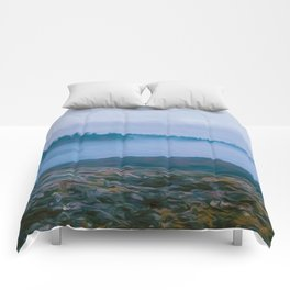 North Shore Fog Comforters
