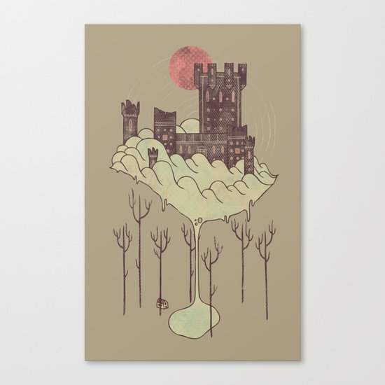 Walden Canvas Print
