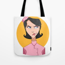 Three-Pack-A-Day Voice Tote Bag