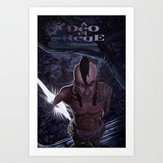 A Deo et Rege Poster 2 Art Print