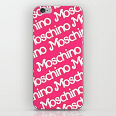Moschino Everything iPhone & iPod Skin