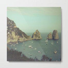 Amalfi coast, Italy 2 Metal Print