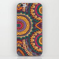 coral iPhone & iPod Skins featuring Coral by Arcturus