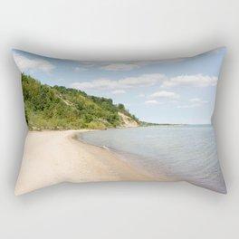 AFE Bluffer's Beach Rectangular Pillow