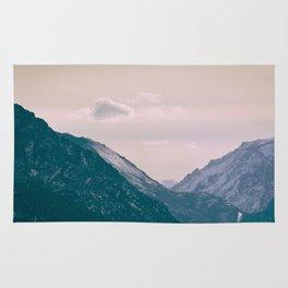 Across the Valleys Rug