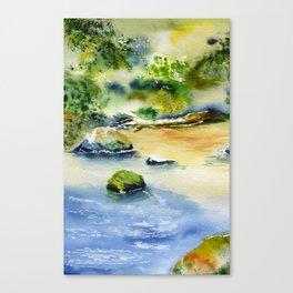 Sauvage Canvas Print