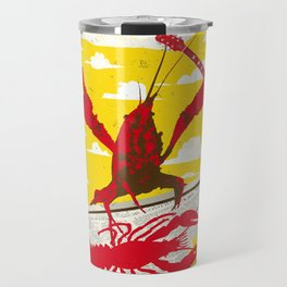 CRAWFISH BOIL II Travel Mug