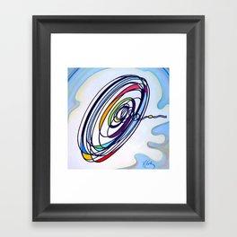 Bicycle - Big Wheel  Framed Art Print