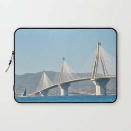 Rio Antirrio Bridge Laptop Sleeve