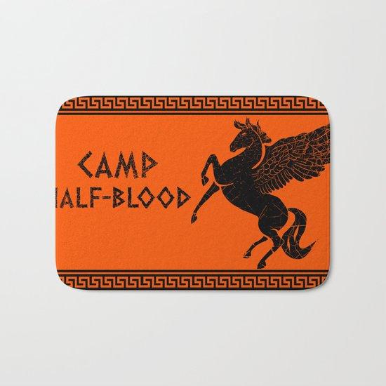 Camp Half-Blood Bath Mat