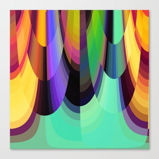 Fete Canvas Print