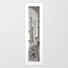 Tower 1 Art Print