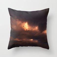 Apocalyptic Throw Pillow