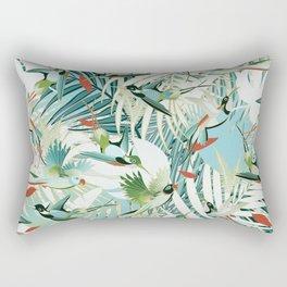 Tropical Mood III. Rectangular Pillow