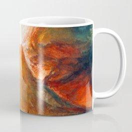 William Turner Vesuvius Eruption Coffee Mug